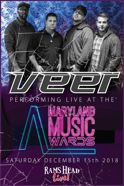 Poster Image  - Maryland Music Awards