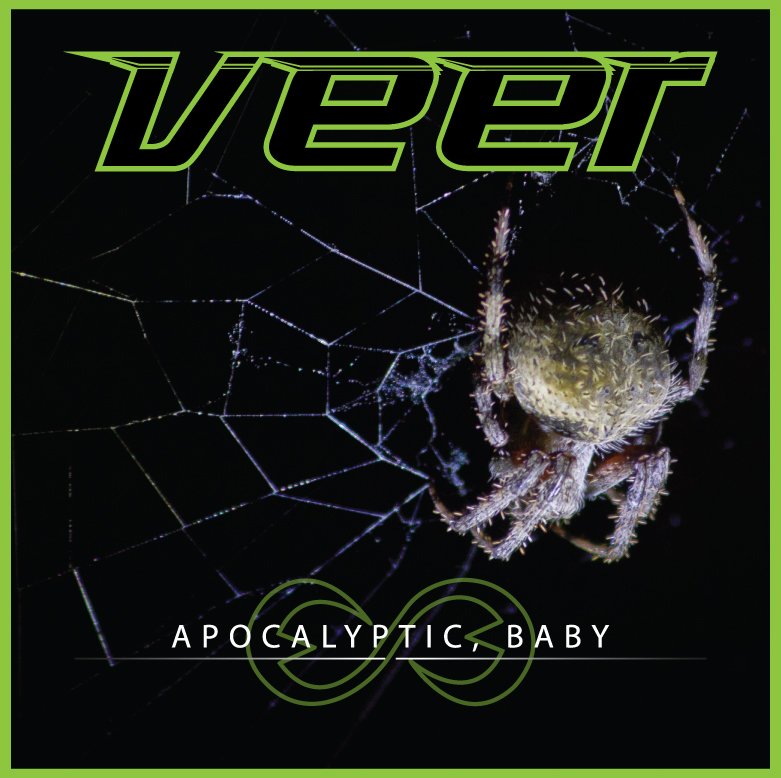 'Apocalyptic, Baby' CD Cover