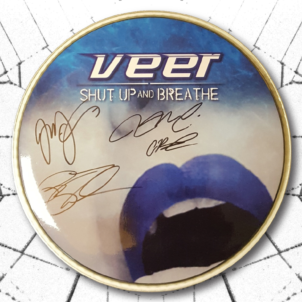 Breathe Drum Head