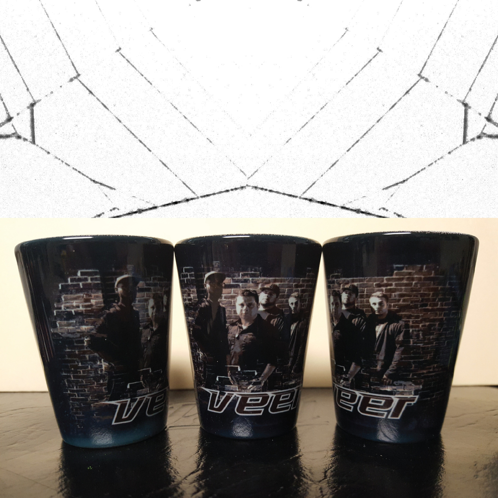 Veer Group Shot Glass